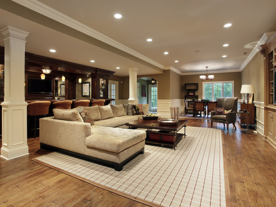 Transform Your Home with Professional Basement Remodeling Services